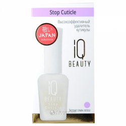 IQ Beauty Stop Cuticle - Высокоэффективный удалитель кутикулы, 12,5 мл