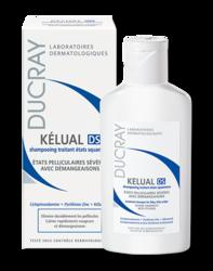 Ducray Kelual - Келюаль DS Шампунь против тяжёлых форм перхоти и себорейного дерматита, 100 мл