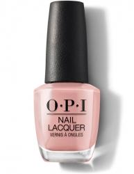 OPI - Лак для ногтей Dulce de Leche, 15 мл