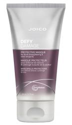 Joico Defy Damage Protective Masque - Маска-бонд защитная для укрепления связей и стойкости цвета, 50 мл