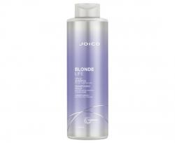 Joico Blonde Life Violet Shampoo - Шампунь фиолетовый для холодных ярких оттенков блонда, 1000 мл
