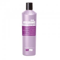 Kaypro Hyaluronic - Шампунь с гиалуроновой кислотой для плотности, 350 мл