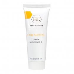 Holy Land С the Success Cream for Sensitive Skin - Крем с витамином С для чувствительной кожи, 70 мл