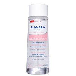 Mavala Clean & Comfort Alpine Softness Micellar Water - Смягчающая Альпийская Мицеллярная Вода, 200 мл