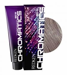 Redken Chromatics - Краска для волос без аммиака 8.12/8Av пепельный фиолетовый 60мл