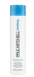 Paul Mitchell Clarifying Shampoo Two - Шампунь для интенсивного очищения, 300мл