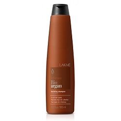 Lakme K.Therapy Bio-Agran Hydrating Shampoo - Аргановый увлажняющий шампунь 300 мл