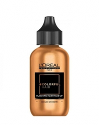 L'Oreal Professionnel Colorful Hair Flash Gold Digger- Краска для волос Золотая молодежь, 60 мл