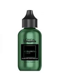 L'Oreal Professionnel Colorful Hair Flash Mystic Forest - Краска для волос Таинственный лес, 60 мл
