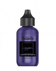 L'Oreal Professionnel Colorful Hair Flash Purple Reign - Краска для волос Ультрафиолет, 60 мл