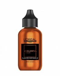 L'Oreal Professionnel Colorful Hair Flash Spice is Nice - Краска для волос Пожарная тревога, 60 мл
