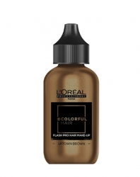L'Oreal Professionnel Colorful Hair Flash Uptown Brown - Краска для волос Кофемания, 60 мл