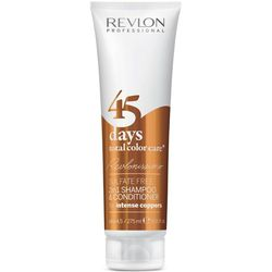Revlon Professional Revlonissimo Color Care Shampoo&Conditioner I Coppers -  Шампунь-кондиционер для медных оттенков, 275 мл