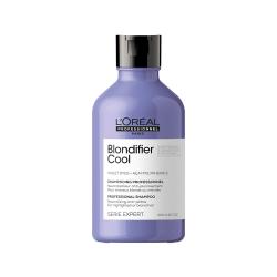 Loreal Professionnel Blondifier Cool Shampoo РЕНО - Шампунь для нейтрализации нежелательной желтизны волос, 300 мл