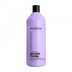 Matrix Total Results Unbreak My Blonde Bleach Finder - Шампунь-индикатор после осветления 1000 мл