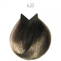 L'Oreal Professionnel Majirel - Краска для волос 6.23 (тёмный блондин перламутрово-золотистый), 50 мл