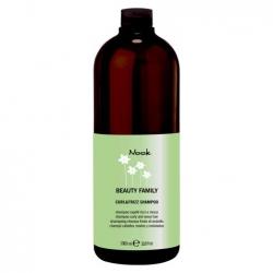 Nook Curl and Friz Shampoo - Шампунь для кудрявых волос Ph 5,5, 1000 мл