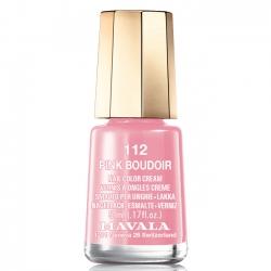 Mavala - Лак для ногтей тон 112 Розовый будуар/Pink Boudoir, 5 мл