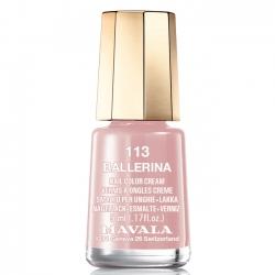Mavala - Лак для ногтей тон 113 Балерина/Ballerina, 5 мл