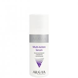 Aravia Professional - Мультиактивная сыворотка с ретинолом Multi - Action Serum, 150 мл