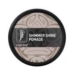 Jungle Fever Shimmer Shine Pomade - Помада с мерцающим блеском, 100 мл
