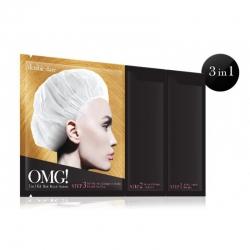 Double Dare OMG! Kit Hair Repair System - Маска трехкомпонентная для восстановления волос 3в1