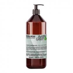 Dikson Every Green Rebalancing Shampoo Seboregolatore - Шампунь себорегулирующий, 1000 мл