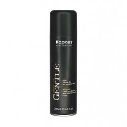 Kapous Gentlemen - Мужской гель для бритья для чувствительной кожи с охлаждающим эффектом, 200мл
