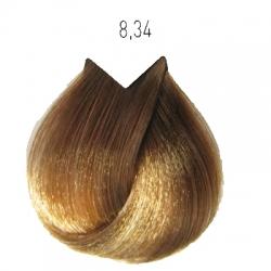 L'Oreal Professionnel Majirel - Краска для волос 8.34 (светлый блондин золотисто-медный), 50 мл