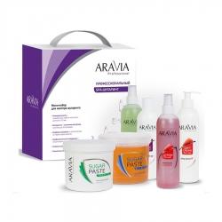 Aravia Professional Мини-набор для мастера №1 - Профессиональный мини-набор для мастера шугаринга