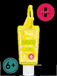 7 Days Melon - Детский гель для рук c антисептическим эффектом 6+, 30 мл