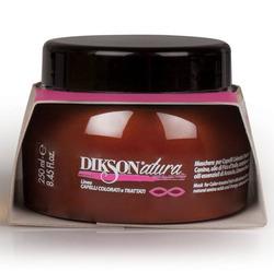 Dikson Mask with rose hips - Маска с ягодами красного шиповника для окрашенных и химически обработанных волос, 250 мл