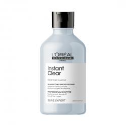 L'Oreal Professionnel Expert Instant Clear Pure Shampoo/Инстант Клир Пюр - Шампунь от перхоти для склонных к жирности волос 300 мл
