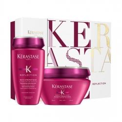 Kerastase Reflection - Подарочный набор для окрашенных волос (Шамп+маска)