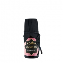 Zeitun Damascus Rose Essential Oil - 100% натуральное эфирное масло розы, 10мл