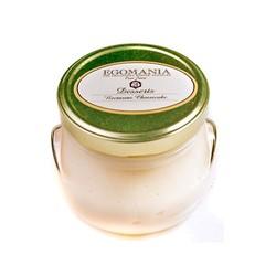 "Egomania Cream Dessert for the Body ""Nektarinovy Cheesecake"" - Крем-десерт для тела ""Нектариновый Чизкейк"" 370 мл"