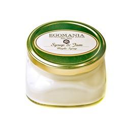 """Egomania Body Cream """"Maple Syrup"""" (syrup and jam) - Крем для тела """"Кленовый Сироп"""" (Сироп И Джем) 370 мл"""