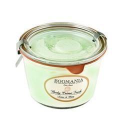 Egomania Lemon & Mint - Крем-сливки для тела Лимон и Мята 370 мл