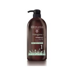 Egomania Professional Shampoo Baobab Seed Oil For Inflated & Split Ends Hair - Шампунь с маслом баобаба для непослушных и секущихся волос 1000 мл