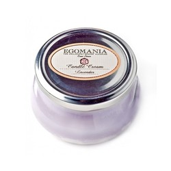 """Egomania Candle Body Cream - Свеча-Крем для тела """"Лаванда"""" 290 мл"""
