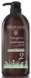 Egomania Professional Hair Conditioner Baobab Seed Oil - Кондиционер с маслом баобаба для непослушных и секущихся волос 1000 мл