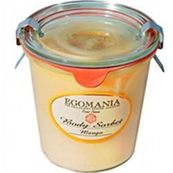 Egomania Body Sorbet Mango - Эмульсия для тела Манго 290 мл