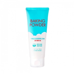Etude House  Baking Powder Pore Cleansing Foam - Пенка для умывания, 300 мл