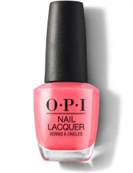 OPI - Лак для ногтей Elephantastic Pink, 15 мл