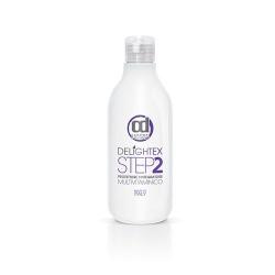 Constant Delight Delightex - Эликсир-крем мультивитаминная защита после осветления и окрашивания волос шаг 2, 250 мл
