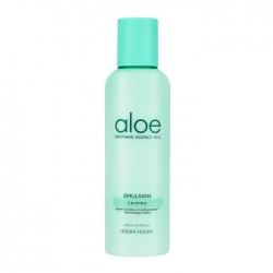Holika Holika Aloe Soothing Essence 90% Emulsion - Успокаивающая эмульсия с алоэ вера, 200 мл