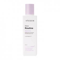 It's Skin Glow Routine Moisturizer - Эмульсия для выравнивания тона на основе комплекса витаминов, 150 мл