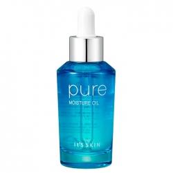It's Skin Pure Moisture Oil - Масло для лица Облегчённое на основе воды Аляски для увлажнения, 30 мл
