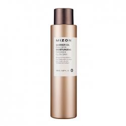 Mizon Barrier Oil Emulsion - Эмульсия для лица на масляной основе с органическим оливковым маслом, 150 мл
