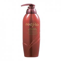 Flor de Man Redflo Camellia Hair Emulsion Essence - Эссенция Интенсивно увлажняющая на основе масла камелии, 500 мл